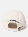 SMALL LOGO BASEBALL HAT - U.S. Polo Assn.