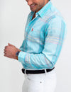 CLASSIC FIT MADRAS SHIRT - U.S. Polo Assn.