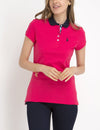 PREMIUM DOT COLLAR POLO SHIRT - U.S. Polo Assn.
