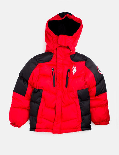 BUBBLE JACKET - U.S. Polo Assn.