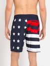 US FLAG SWIM TRUNKS - U.S. Polo Assn.