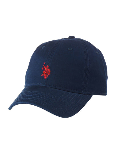 SMALL LOGO BASEBALL HAT