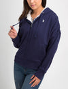 DROP SHOULDER HOODIE - U.S. Polo Assn.