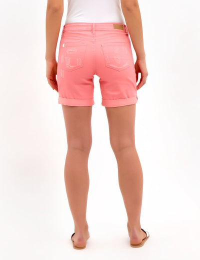 STRETCH TWILL SHORTS - U.S. Polo Assn.