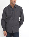 CLASSIC FIT TWO POCKET CANVAS SHIRT - U.S. Polo Assn.