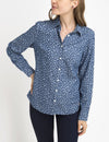 BOTANICAL LIGHTWEIGHT CHAMBRAY SHIRT