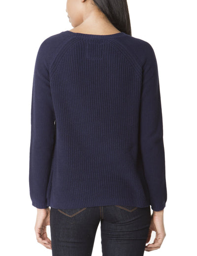SEAMED DETAIL SWEATER - U.S. Polo Assn.