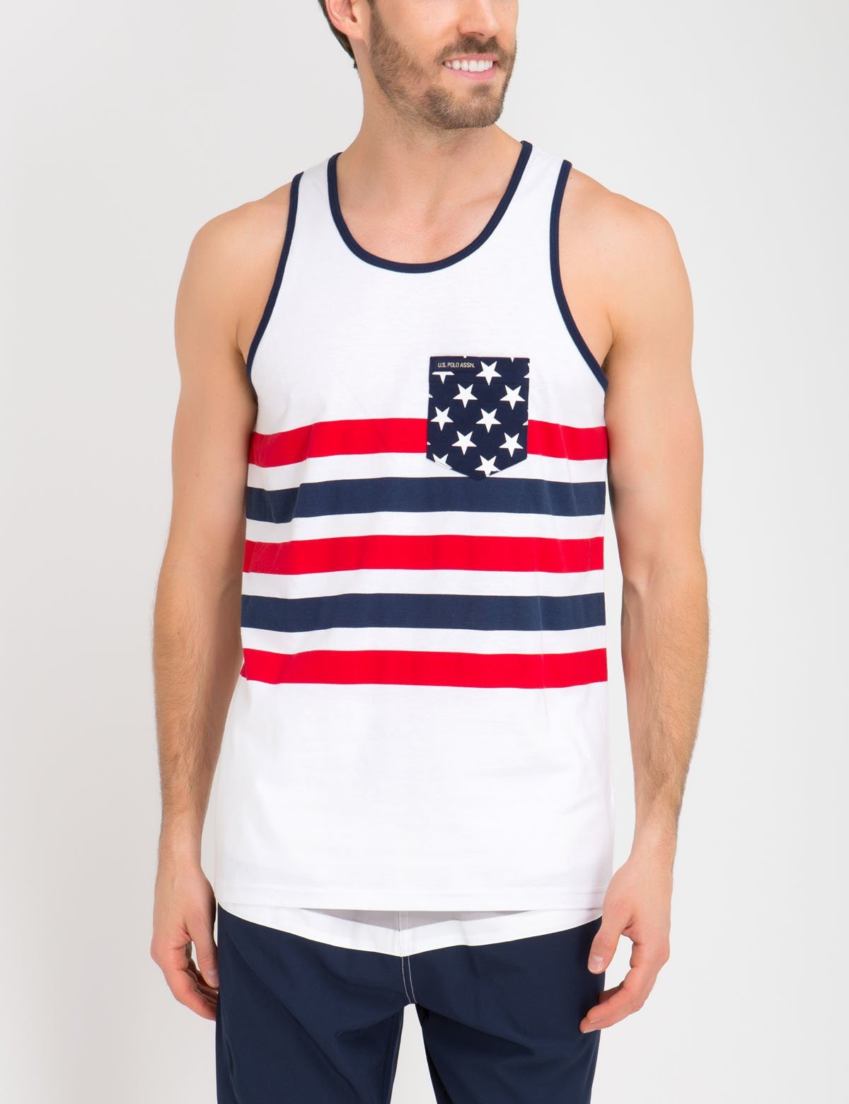 STARS AND STRIPES TANK
