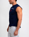 ARCHED LOGO MUSCLE TEE - U.S. Polo Assn.