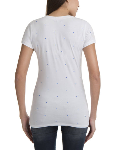 All Over Star Tee