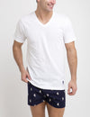3 Pack V-Neck Tee - U.S. Polo Assn.