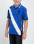 BLACK MALLET BOYS DIAGONAL POLO SHIRT - U.S. Polo Assn.