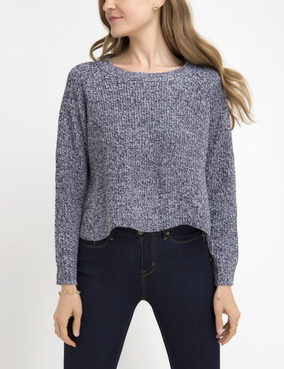MARLED SCALLOP SWEATER - U.S. Polo Assn.