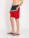 COLORBLOCK SWIM TRUNKS
