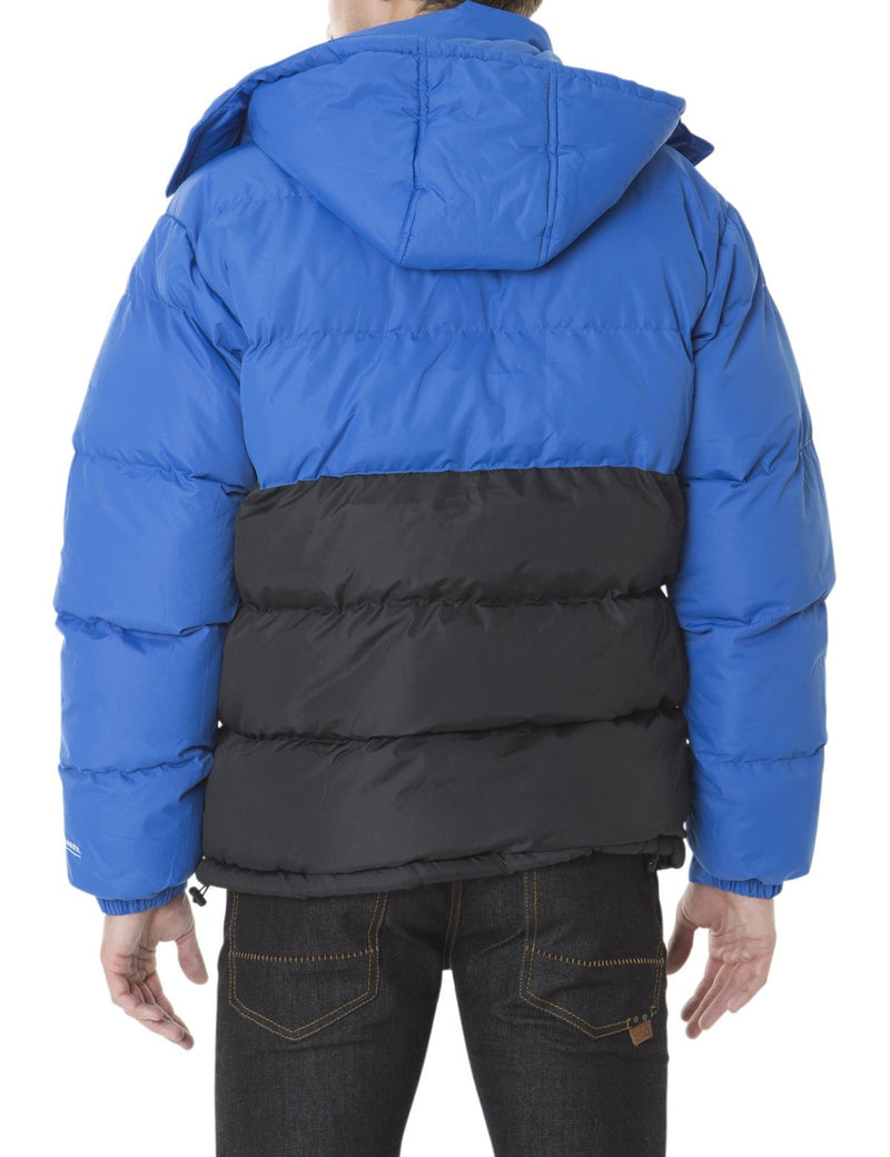 CONGRESSIONAL CUP COLOR BLOCK SHORT BUBBLE JACKET