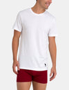 3 Pack Assorted Crew T-Shirts - U.S. Polo Assn.