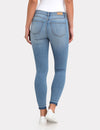 STRETCH DESTRUCTION JEGGING JEAN - U.S. Polo Assn.