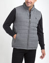 Heather Multi Channel Vest - U.S. Polo Assn.