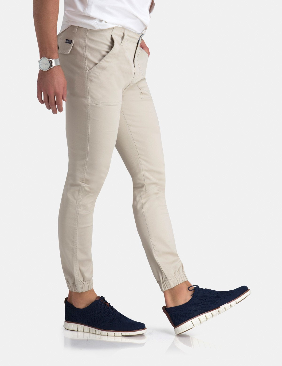 STRETCH SLIM JOGGER - U.S. Polo Assn.