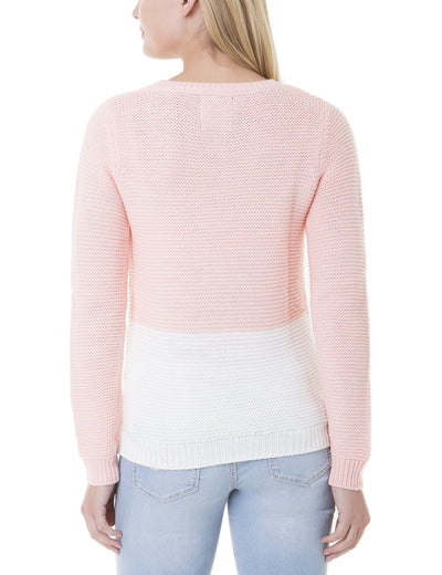 BULK COLOR BLOCK SWEATER - U.S. Polo Assn.