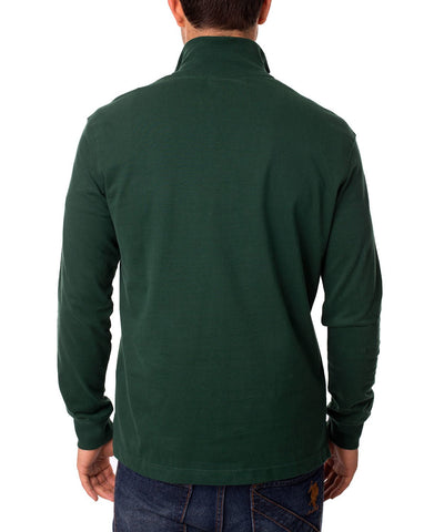 Jersey 1/4 Zip Mock Neck Sweatshirt - U.S. Polo Assn.