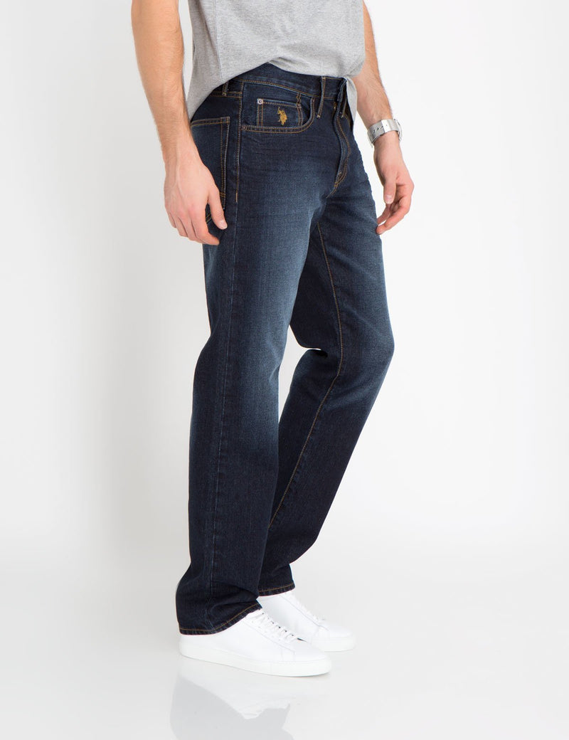 Classic Straight Fit Denim - U.S. Polo Assn.