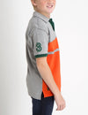BOYS FLAG PATCH POLO - U.S. Polo Assn.