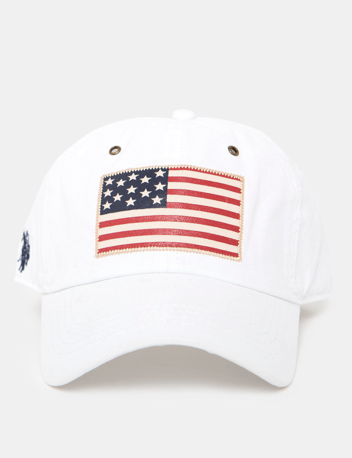 HEAVY WASH FLAG BB CAP