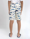 Boys Shark Board Short
