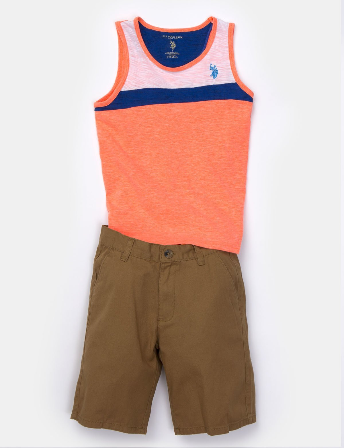 TODDLER 2 PIECE SET - TANK & SHORTS