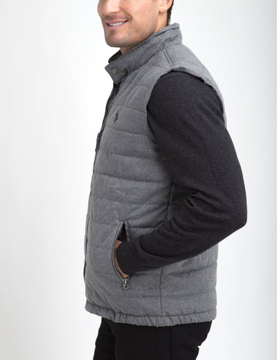 Heather Multi Channel Vest
