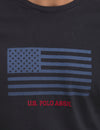 LONG SLEEVE FLAG T-SHIRT - U.S. Polo Assn.