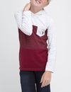 BOYS HOODED TOP