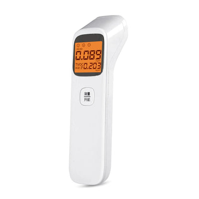 Portable 3-in-1 Air Quality Monitor With USB Charging