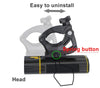 LED Bike Light With USB Rechargeable Battery