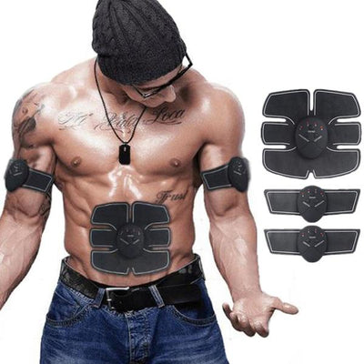 Abs Stimulator Pro Gives The Sexiest 6 Pack Abs In Comfort Of Your Home, Office, or Car