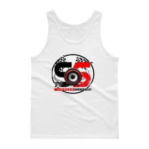 Simpson Speed SS Red / White Tank top