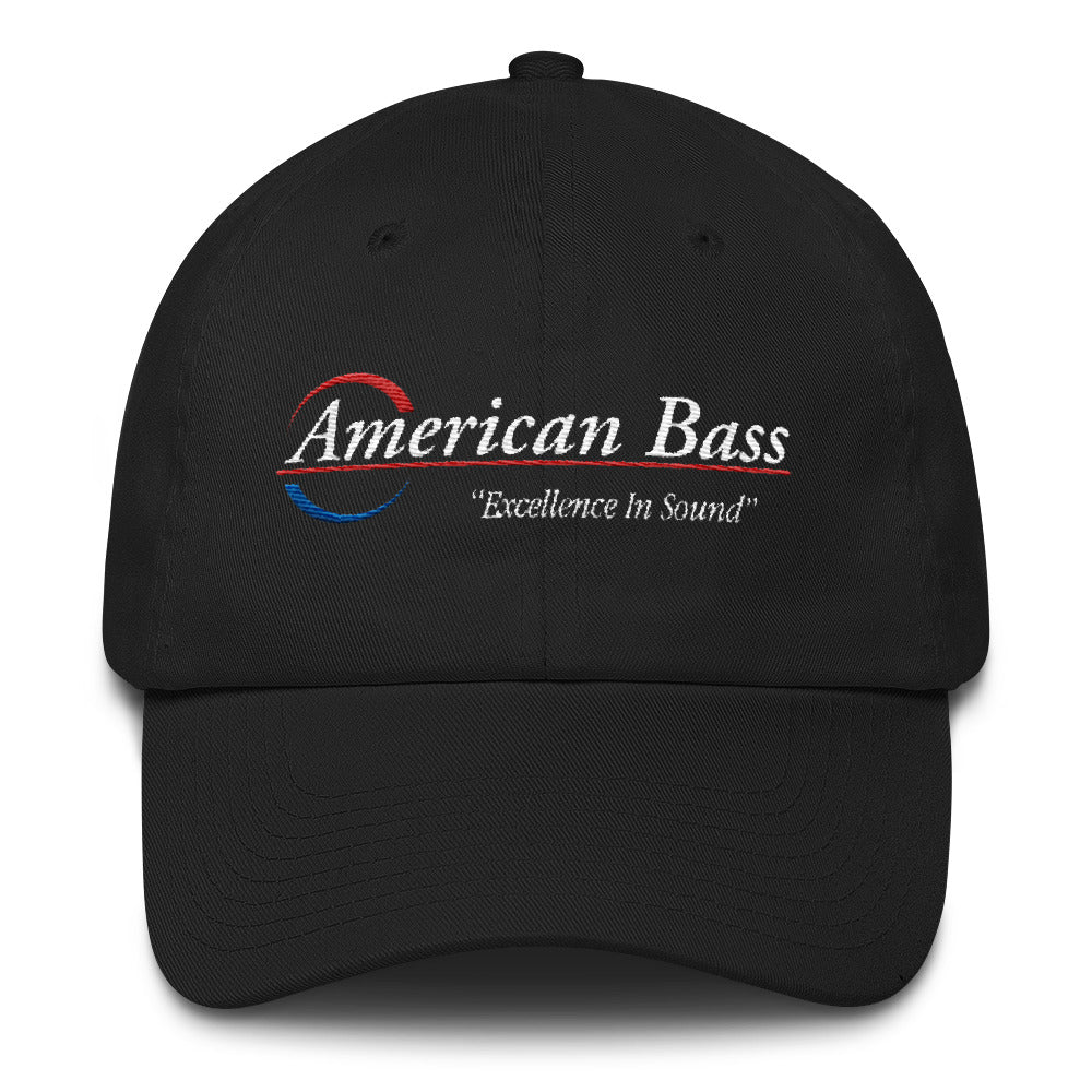 American Bass Dad Hat
