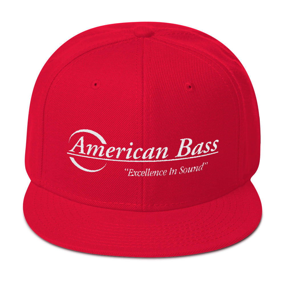 American Bass / Simpson Speed Snapback Hat