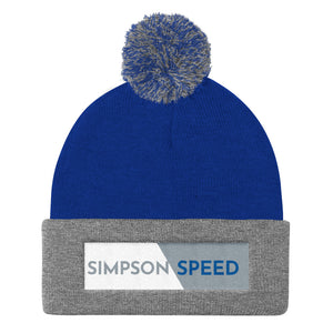 Simpson Speed Pom Knit Cap