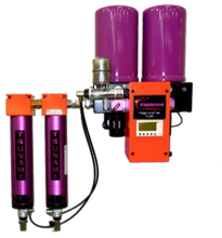 Tsunami Compressed Air Solutions™ provide the highest-grade dry, clean air. Their systems filter out oil, water, and dirt that build up in compressed air systems and interrupt daily business.