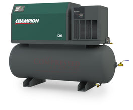 Champion Rotary Screw Air Compressors