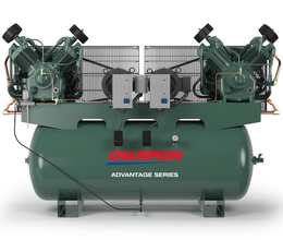 Duplex Reciprocating Air Compressor