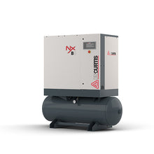 Variable Speed Tank Mounted Rotary Screw Air Compressors