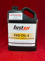 First Air FAS-OIL -OEM Partially Synthetic Lubricant - 1 Gallon