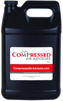 CAA-2015-46 - Atlas Copco ParOil S OEM Replacement Synthetic 8000 Hour Compressor Fluid - 1 Gallon