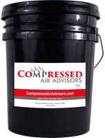 CAA-2015-46 - Compair CompLube 8000 OEM Replacement Synthetic 8000 Hour Compressor Fluid - 5 Gallon