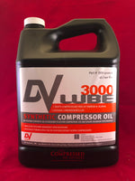 DV Systems DEV 3000 - Synthetic Compressor Oil - 1 Gallon