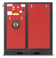 Industrial Gold R253ENC - 25hp Rotary Screw Air Compressor, Enclosure, 5 Year Warranty Available