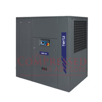Hertz Kompressoren HBD30 - 40hp Belt Driven Rotary Screw Air Compressor, 171 CFM @ 125 PSI, 10 Year Warranty Available